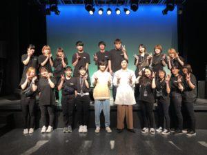 産学連携特別講義❗橋本裕太さんミニライブ&トークショー開催!🌈