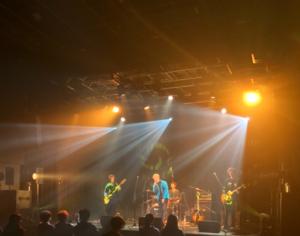 LIVE制作実習に4組のバンドが出演!