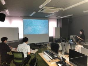 6/26(金)ジャイガワークショッププロジェクト【4週目】