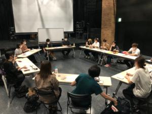 7/10(金)「THE BONDS 2020」ワークショッププロジェクト【5週目】