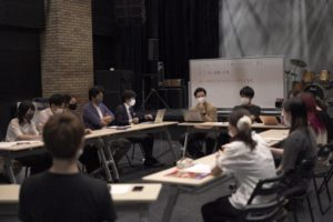 🔹THE BONDS 2020🔹 ワークショッププロジェクト【意見交換会】