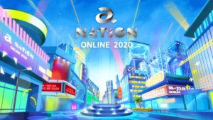8/29(土) a-nation online 2020 オンラインバックステージツアー開催決定!