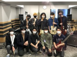 Kazuki Washiyama(Vo&Gt) from Suspended 4th バンドサウンドセミナー❗🎸✨