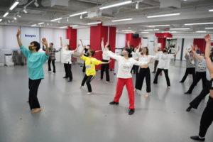 KOYOの授業を公開!! ①           -THEATRE JAZZ-