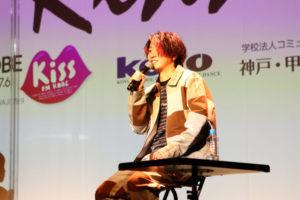 Guest: Rin音 『Kiss Music Presenter スパシャン FRIDAY』の公開収録を開催しました