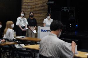 OSAKA GIGANTIC MUSIC FESTIVAL 20>21 プロジェクト / 商業音楽科編①