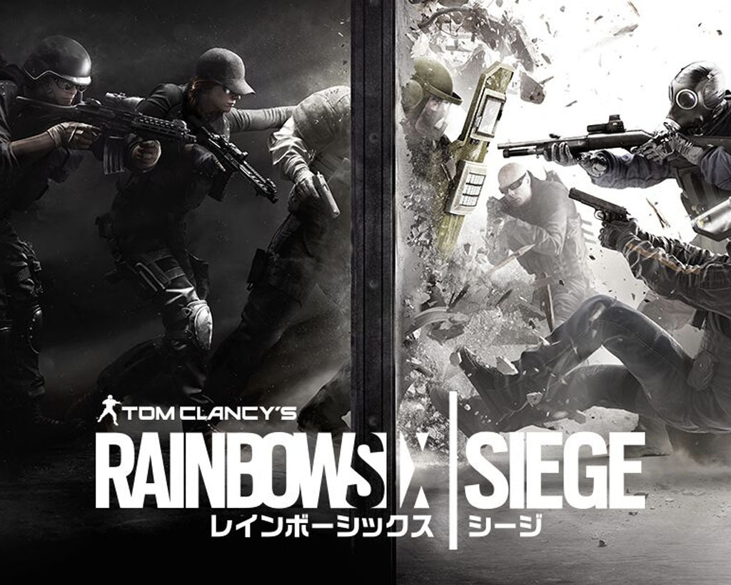 e-sports「RAINBOW SIX SIEGE」体験(イベント画像)